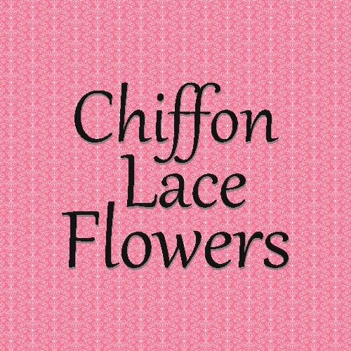Chiffon Lace Flowers