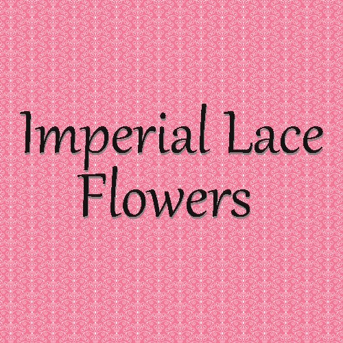 Imperial Lace Chiffon Flowers