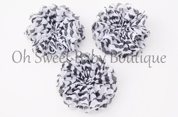 Mustache Petal Flowers-