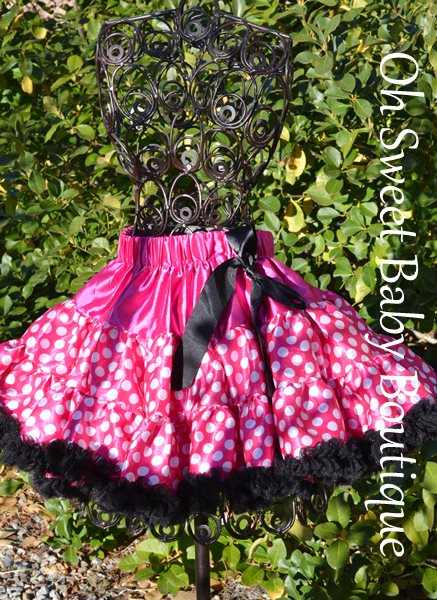 MM Boutique Petti Skirt-