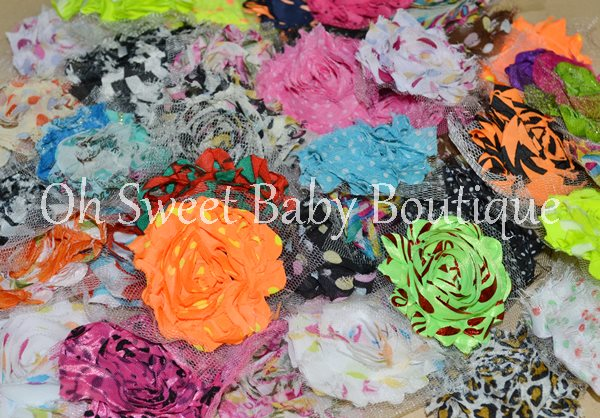 Printed Shabby Grab Bag-