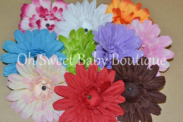 Soft Petal Daisy-